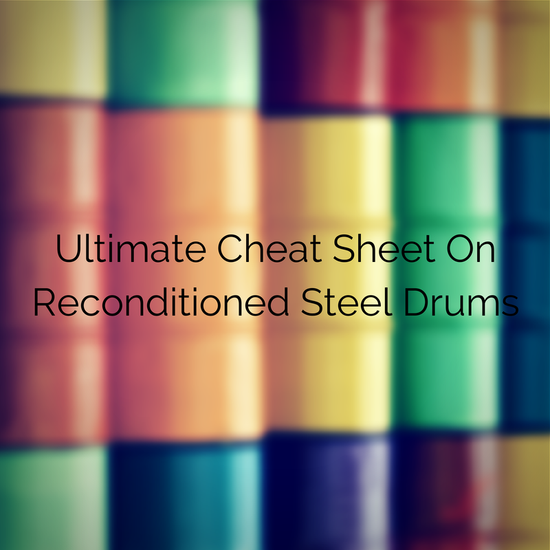 Steel Drums - Ultimate Cheat Sheet