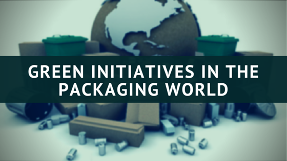 Packaging - The Move to Green